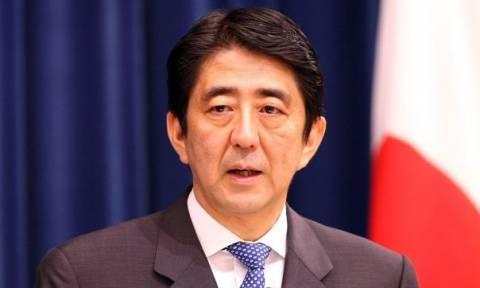Ιαπωνία: Η χώρα δεν μπορεί χωρίς την πυρηνική ενέργεια, δηλώνει ο πρωθυπουργός Άμπε