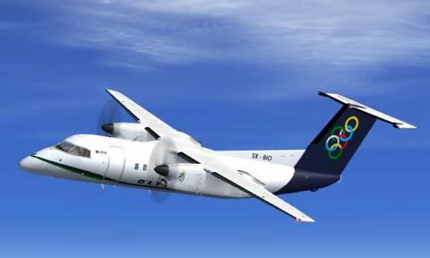 Ρόδος: Περιπέτεια στον αέρα για 35 επιβάτες