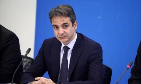 Μητσοτάκης: Η Ελλάδα αντιμετωπίζει δύο παράλληλες κρίσεις