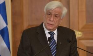 Παυλόπουλος: Οι Έλληνες προκαλούν παγκόσμιο θαυμασμό με τη συμπεριφορά τους απέναντι στους πρόσφυγες