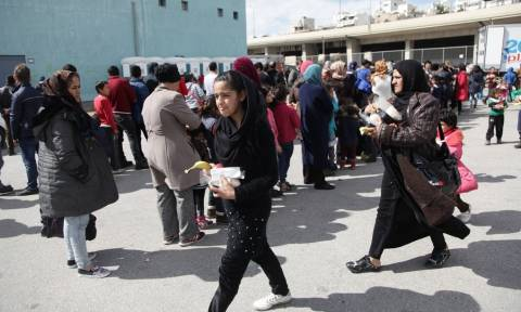 ΕΚΕΠΥ: Τα ιατρεία που λειτουργούν στους χώρους φιλοξενίας προσφύγων