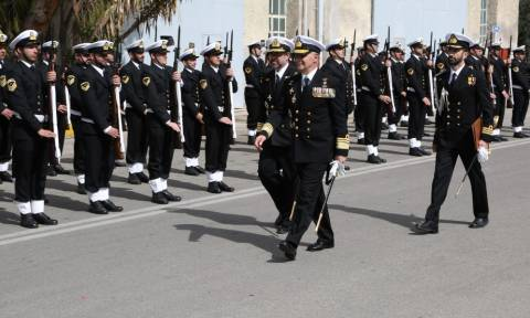 Τελετή Παράδoσης- Παραλαβής Διοικητού Διοίκησης Διοικητικής Μέριμνας Ναυτικού (pics)