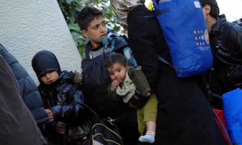 Προσφυγικό: Υπηρεσία επανασύνδεσης οικογενειών από τον Ελληνικό Ερυθρό Σταυρό