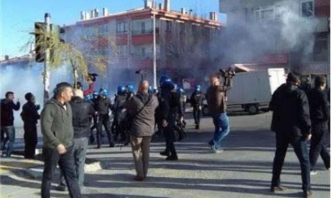 Τουρκία: Συλλήψεις και δακρυγόνα στη συγκέντρωση για τον έφηβο που πέθανε το 2014
