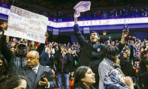 Trump snags former rival's backing, scraps Chicago rally