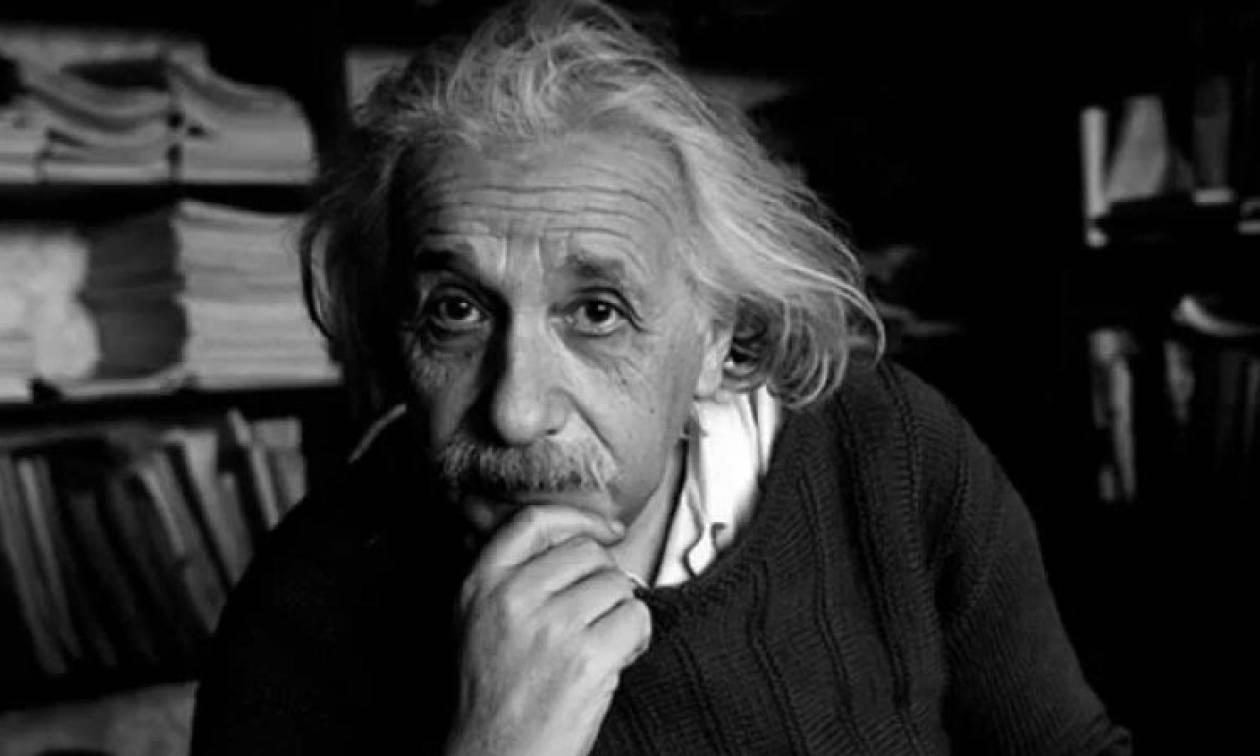 Άλμπερτ Αϊνστάιν: Η γέννηση της… σύγχρονης επιστήμης! (photos+videos)