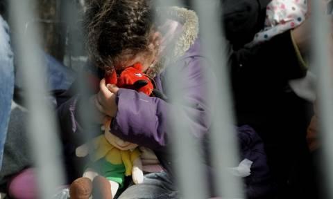 Συναγερμός στην Ειδομένη: Κρούσμα ηπατίτιδας σε 9χρονο προσφυγόπουλο
