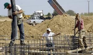 Με πτώση στον όγκο η ιδιωτική οικοδομική δραστηριότητα
