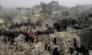 Ρωσία: Οι Τούρκοι σφυροκοπούν κουρδικές θέσεις στη Συρία