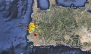 Σεισμός Κρήτη: Τι φοβούνται οι ειδικοί από τη συνεχόμενη σεισμική δραστηριότητα;