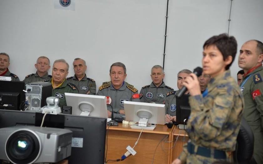 Στρατιωτική άσκηση της Τουρκίας Volkan 2016 (pics)