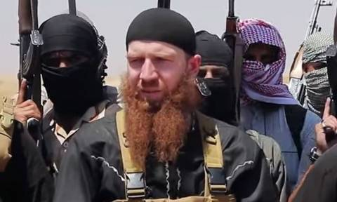 ISIS: Κλινικά νεκρός ο διαβόητος «Ομάρ ο Τσετσένος» (vid)
