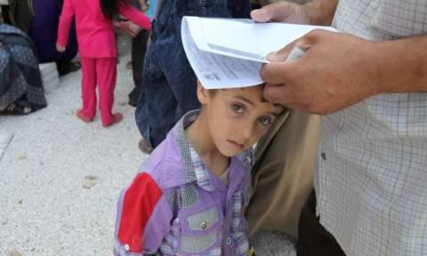 Αποθήκη ψυχών η Ελλάδα - Πάνω από 44.000 πρόσφυγες σε όλη τη χώρα