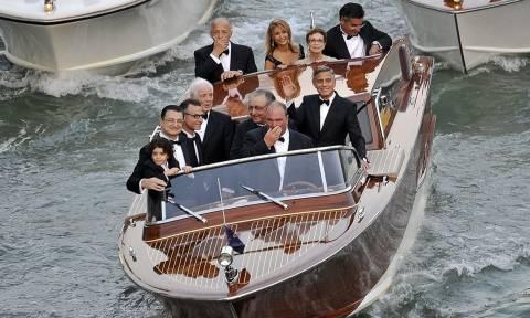 Γάμος στην Ιταλία: Κάντο όπως ο Τζορτζ Κλούνεϊ!
