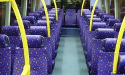 Γνωρίζεις γιατί τα καθίσματα των λεωφορείων είναι πάντα πολύχρωμα; (video)