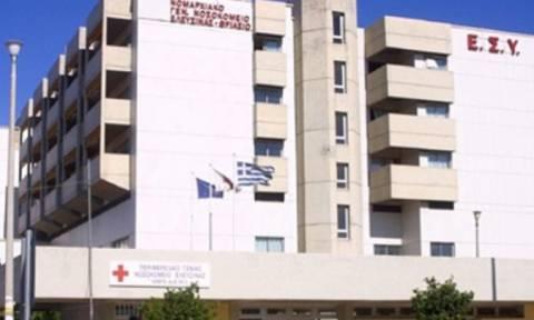 Σε κόκκινο συναγερμό το Θριάσιο - Λειτουργούν μόνο 5 από τα 8 χειρουργεία
