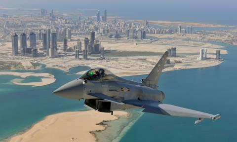 Συντριβή μαχητικού αεροσκάφους - Σκοτώθηκαν και οι δύο πιλότοι