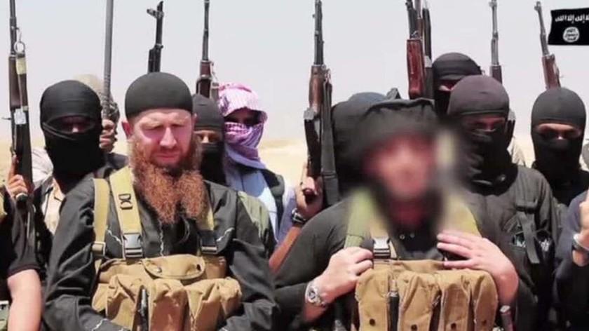 Νεκρός ο «υπουργός πολέμου» του Ισλαμικού Κράτους