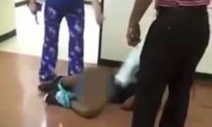 Προσπάθησε να βιάσει ένα 13χρονο κορίτσι και δείτε τι έπαθε! (video)