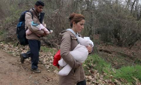 Αίτημα Μητσοτάκη για σχέδιο εκκένωσης της Ειδομένης από πρόσφυγες