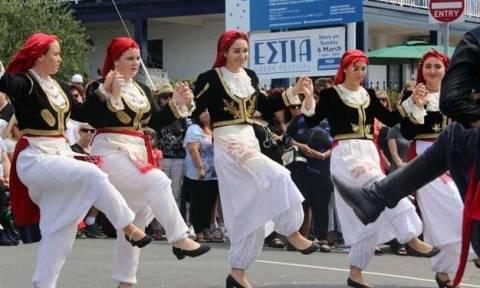 Κοσμοσυρροή στο φεστιβάλ των Ομογενών της Τασμανίας