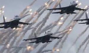 Λίβανος: Ο συριακός στρατός στα δυτικά της Παλμύρας με την υποστήριξη ρωσικών μαχητικών αεροσκαφών