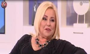 Μπέσσυ Αργυράκη: «Βρέθηκα ένα βήμα πριν το θάνατο μετά από επέμβαση γαστρικού δακτυλίου»