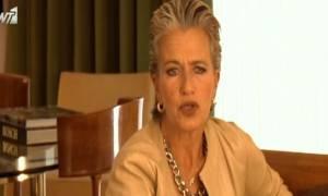 Λουκία Παπαδάκη: Δε φαντάζεστε τι όρο είχε βάλει στο συμβόλαιο της στη Λάμψη ο Νίκος Φώσκολος!