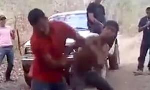 Βίντεο –σοκ: Έχασε σε καυγά και τον εκτέλεσαν εν ψυχρώ!