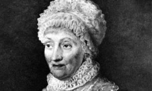Caroline Herschel: 266 χρόνια από τη γέννηση της αστρονόμου