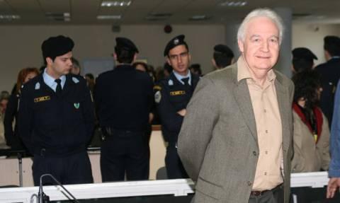 Την αποφυλάκισή του ζητά ο Αλέξανδρος Γιωτόπουλος - Τι αναφέρει στην επιστολή του αρχηγός της «17Ν»