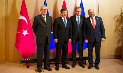 Σύνοδος Κορυφής: Αυτά είναι τα κύρια σημεία του προσχεδίου συμφωνίας ΕΕ και Τουρκίας