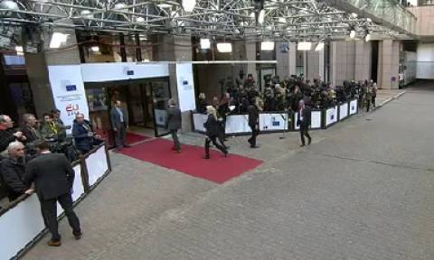 Σύνοδος Κορυφής LIVE: Οι αφίξεις των ηγετών της Ε.Ε.