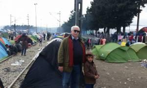 Το ΚΕΕΛΠΝΟ επαναλαμβάνει: Δεν υφίσταται θέμα υγειονομικής βόμβας στην Ειδομένη