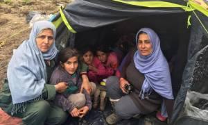 Ειδομένη: Επέστρεψε στον καταυλισμό η 9χρονη που είχε ηπατίτιδα Α