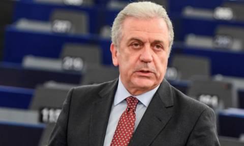 Αβραμόπουλος: Ανάγκη διασφάλισης της ζώνης Σένγκεν
