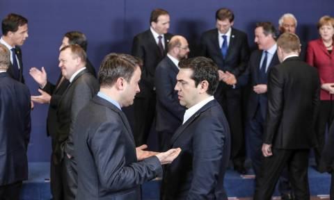 Ολοκληρώθηκε η πρώτη μέρα της Συνόδου – Κατέληξαν σε συμφωνία οι «28» ηγέτες της ΕΕ