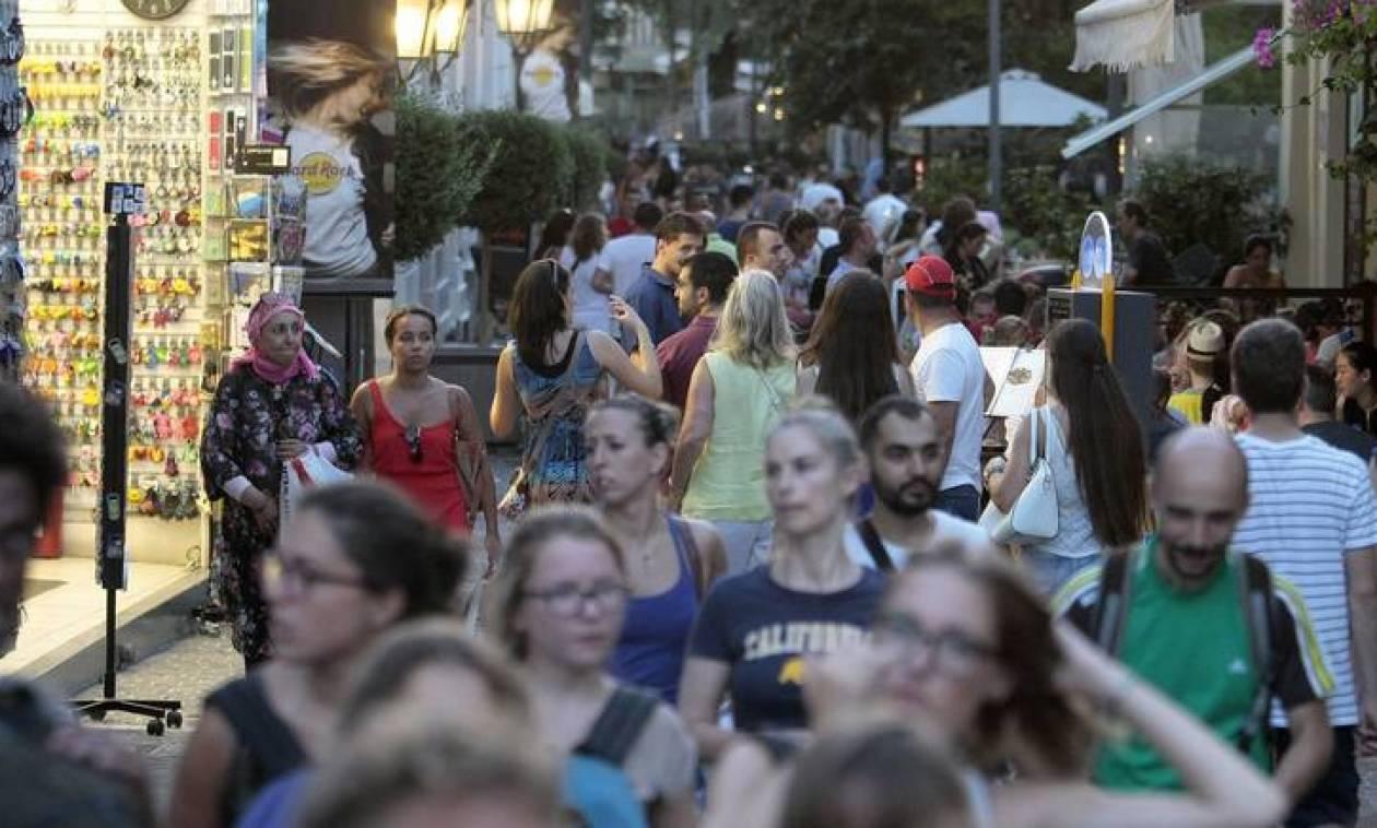 Αισιόδοξες εκτιμήσεις για τον ελληνικό τουρισμό