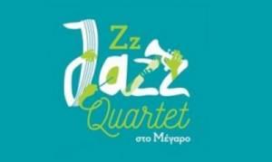 Το Zz Jazz Quartet live στο Μέγαρο Μουσικής Θεσσαλονίκης