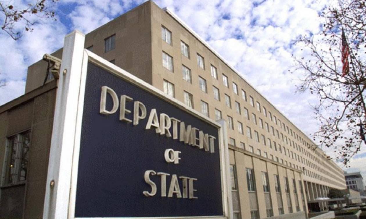 Το State Department εγκαλεί την Ελλάδα για το «μαύρο» χρήμα