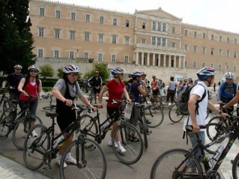 Ανοίγουν οι ηλεκτρονικές εγγραφές του 23ου Ποδηλατικού Γύρου Αθήνας