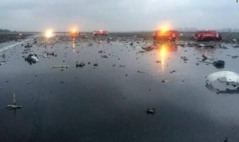 Συντριβή αεροσκάφους στη Ρωσία: Και οι 62 επιβάτες νεκροί