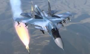 Συρία: Εβδομήντα αεροπορικές επιδρομές πραγματοποίσαν, ρωσικά μαχητικά αεροσκάφη