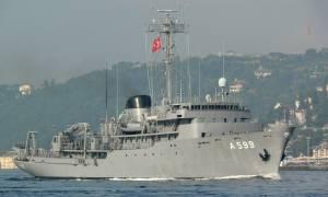 Η Τουρκία προκαλεί και ξαναβγάζει το «Τσεσμέ» στο Αιγαίο