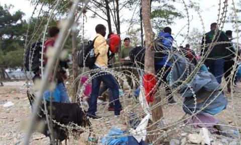 Ειδομένη: Καταγγελία από τραυματίες πρόσφυγες για ξυλοδαρμό από Σκοπιανούς
