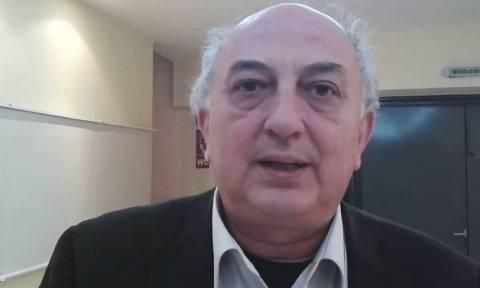 Αμανατίδης - Ημερίδα ΣΥΡΙΖΑ: Cluster αλληλεπίδρασης με επιχειρηματίες- επιστήμονες