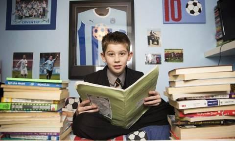 «Τερμάτισε» το δείκτη ευφυίας - Ποιος είναι ο 11χρονος με το μεγαλύτερο IQ στον κόσμο (Pics & Vid)