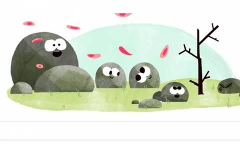Η Google καλωσορίζει με doodle την Άνοιξη – Όσα πρέπει να ξέρετε για την εαρινή ισημερία (photos)