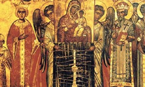 Α΄ Κυριακή των Νηστειών σήμερα, Κυριακή– της Ορθοδοξίας