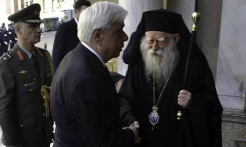 Η Κυριακή της Ορθοδοξίας στον Αγ. Διονύσιο Αρεοπαγίτη παρουσία Προέδρου της Δημοκρατίας